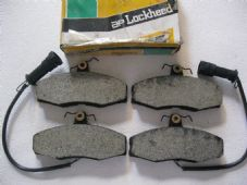 FORD SIERRA (82-87)TVR 290 S2 (88 on)SKODA (89 on) NEW BRAKE PADS - PAD249